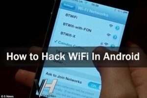 How To Hack Any Wifi - 100000% working trick 2017 9