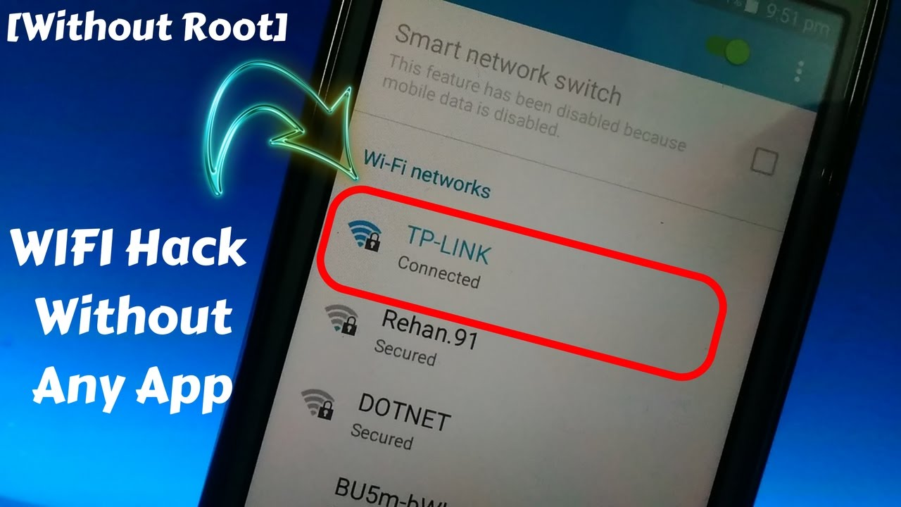 How To Hack Wifi Password Legally In Your Android Mobile -1561