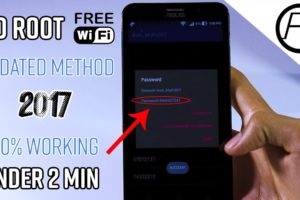 How To Hack Any Wifi - 100000% working trick 2017 7