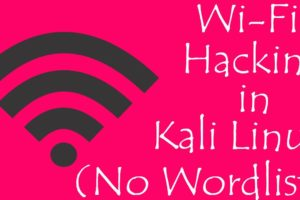 How To Hack Any Wifi - 100000% working trick 2017 3