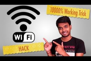 How To Hack Any Wifi - 100000% working trick 2017 1