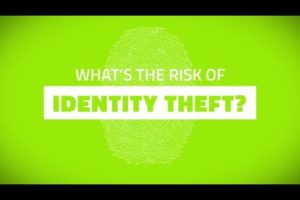 What's the risk of identity theft? 6