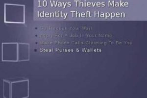 How Thieves Make Identity Theft Happen 3