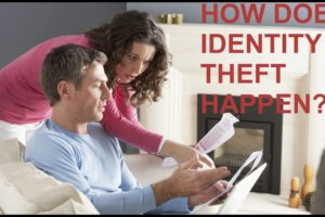 5 Types of identity Theft 8