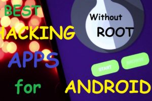 😱Top 5 Hacking Apps For Android January 2017 [NO ROOT] (HINDI) 7