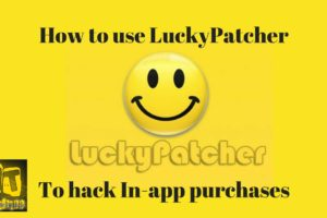How to use LuckyPatcher to hack In-app purchases (Android). 2