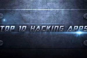 Top 10 Hacking Android Apps Used By Hackers 2017 1