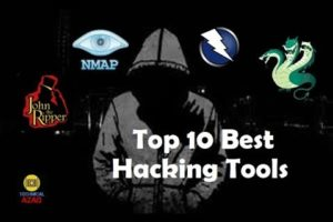 Top 10 hacking tools | software of ethical hackers | windows/ linux/android 10