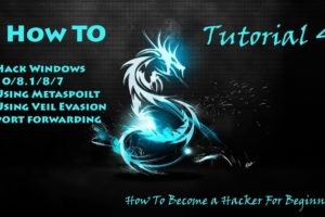 How to Hack Windows 10 using Kali Linux/Veil Evasion/Metaspoilt and Port Forwarding 8