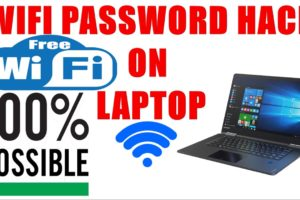 [Solved] || WiFi Password Hack || On Laptop || Windows 10 || 100 % Working 3