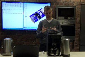 Hacking the Wi-Fi IoT Coffee Machine 9