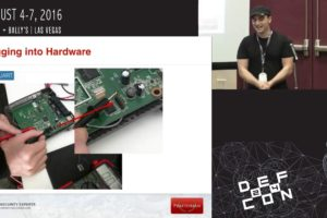 DEF CON 24 Internet of Things Village - Elvis Collado - Reversing and Exploiting Embedded Devices 7