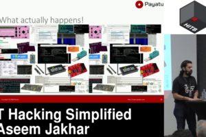 #HITB2017AMS COMMSEC D2 - IoT Hacking Simplified - Aseem Jakhar 2