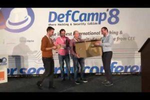 IoT Hacking at DefCamp 2017 7