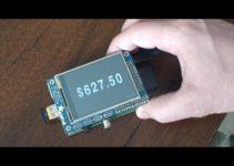 Raspberry Pi Bitcoin Ticker - Well Tempered Hacker 4
