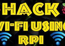 Hack Wi-Fi Using Raspberry Pi || PNPtutorials 8