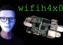 wifih4x0r - Remote Controlled Portable Hacking Computer with Raspberry Pi 3 1