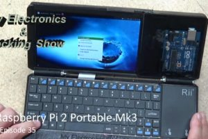 Raspberry Pi 2 Portable Mk3 (MEHS) Episode 35 1