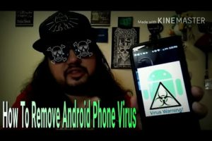 How To Remove Android Phone Virus Oct 2017 AdWare Malware Clear Cache App2SD Card Disable Apps 1080p 5