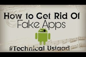 How to Remove Virus,Fake Apps,malware,bloatware From Android 1