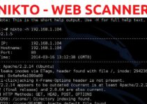 Nikto Web Vulnerability Scanner - Web Penetration Testing - #1 2
