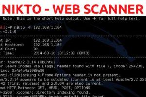 Nikto Web Vulnerability Scanner - Web Penetration Testing - #1 1