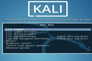 kali linux tutorial for beginners 5