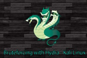 Bruteforcing with Hydra - Kali Linux 2