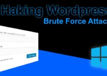 Brute force hacking wordpress - Hackear wordpress 6