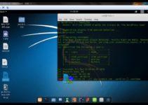 kali Linux 2.0   Wordpress Hacking Penetration Testing Using WPScan 2017 5