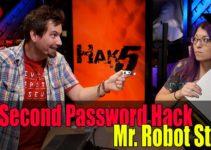 15 Second Password Hack, Mr. Robot Style - Hak5 2101 9