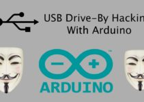 Arduino USB Drive By Hacking 7