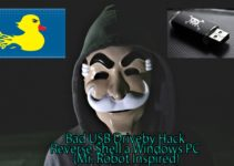 Bad USB Driveby Hack - Reverse Shell a Windows PC (Mr. Robot Inspired) 2
