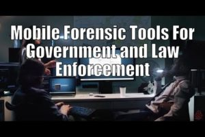 Elcomsoft Mobile Forensic Bundle: Digital Forensic Tools For Government and Law Enforcement 7
