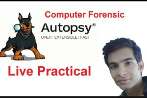Autopsy Live Computer Forensic Practical by Rishikesh Ojha 5
