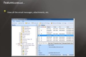 Email Forensics MailXaminer Tool 3