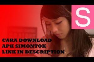 Ini dia Cara Download Apk SIMONTOK 100% Work Gan!!! 5