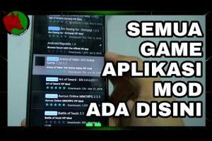 3 Tempat Download Game dan Aplikasi Mod Android terbaik ! 3