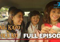 Daig Kayo Ng Lola Ko: Kring bonds with her Download Mommy | Full Episode 2 1