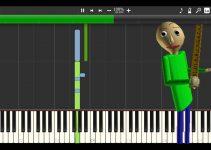 Baldi's Basics MIDI files (download) 5