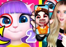 Do NOT Download the NEW Talking Angela 2 App...(*SHE IS WATCHING US*) 1