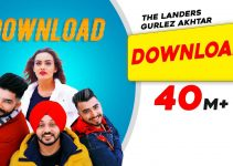 Download | The Landers feat. Gurlez Akhtar |  Himanshi Parashar| Mr. VGrooves | Latest Punjabi Song 4