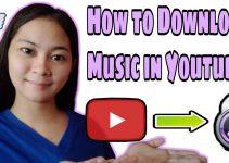 Paano mag Download ng Music? Deretso sa Gallery Music ng Cell phone Tagalog Tutorial 5