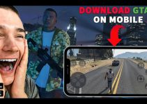 How To Download GTA 5 For Free iOS and Android - PLAY GTA 5 on iOS/Android (NO PC) 1