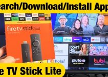 Fire TV Stick Lite: How to Search / Download / Install Apps 6
