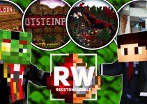 DOWNLOAD: Redstone World 3.0 🎡 ALLE neuen Attraktionen 🎢 - Rotsteinpark #214 5