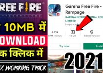 🔴Live Proof || Free fire ko 10mb mein download kaise kare || How to download free fire under 10mb 3