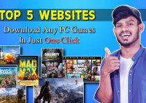Top 5 Free PC Games Download Websites 1
