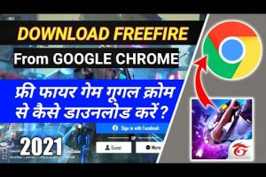 How to download Freefire from Chrome 2021? Free fire game chrome se kaise download kare easily ! 6