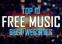 Top 10 Best FREE WEBSITES to Download Music Online! 1